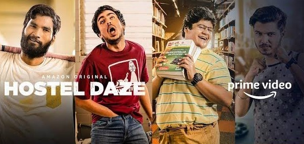 Hostel Deze - Amazon Prime Video Season 1 Hindi WebSeries All Episodes HDRip Download