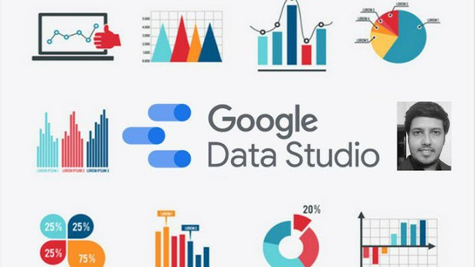 Google Data Studio Complete Beginners to Advanced Tutorial [Free Online Course] - TechCracked