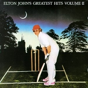 Elton John and Kiki Dee - Don't Go Breaking My Heart from the album Elton John's Greatest Hits, Volume II (1977)