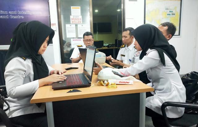 Bakamla RI Tertibkan Inventarisasi BMN di Zona Maritim Barat