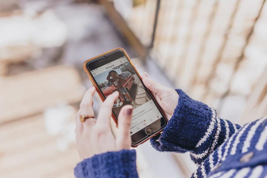 cara agar foto muncul di explore instagram