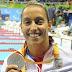 Teresa Perales ya sabe lo que es conseguir medallas en cinco juegos