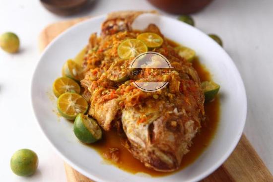 Resep Pecak Ikan Betawi JTT