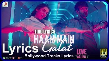 haan-main-galat-lyrics