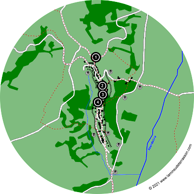 Map of Curemont.