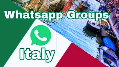 italy whatsapp group link 2020