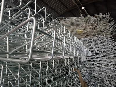 Pabrik Pagar BRC Jakarta Timur