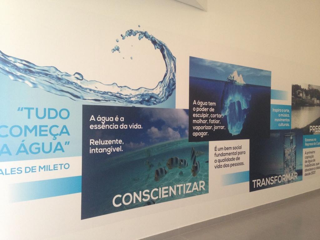 Museu da Água, em Indaiatuba (SP)