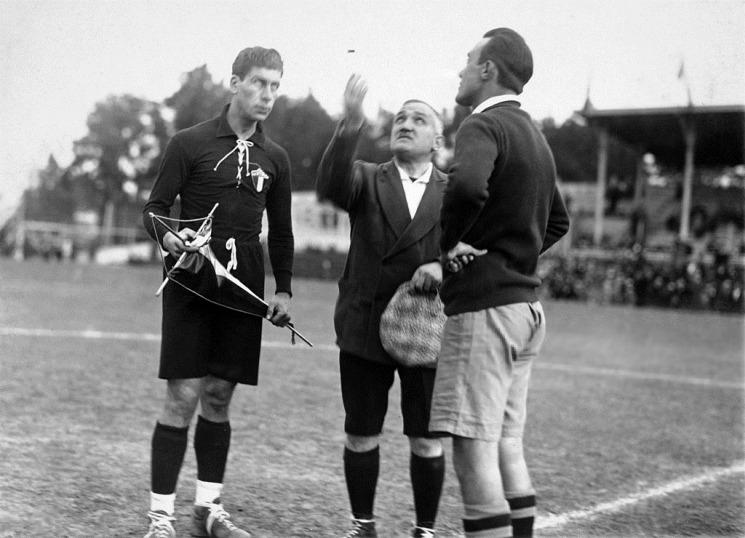Chile y México en Copa del Mundo Uruguay 1930, 16 de julio