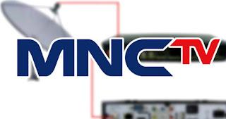 Frekuensi MNC TV MPEG2 MPEG4 Satelit Palapa Terbaru