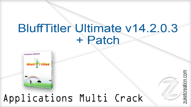 BluffTitler Ultimate 14.2.0.3 + Patch    |  50 MB