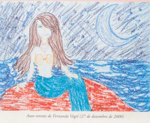 Fernanda Vogel desenho