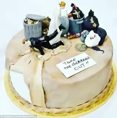 cakes of divorce