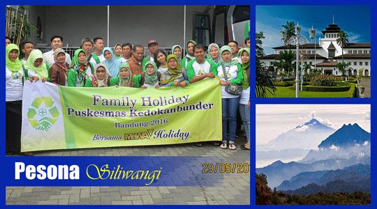 Rekomendasi Tour And Travel Penyedia Paket Wisata Bandung Terbaik