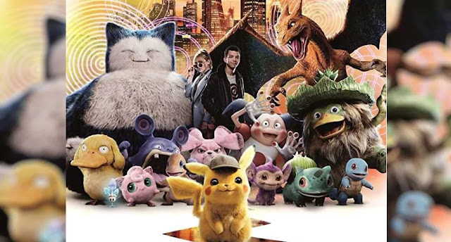 POKÉMON: Thám Tử Pikachu - Pokémon: Detective Pikachu (2019)