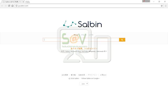 jp.Salbin.com (Hijacker)