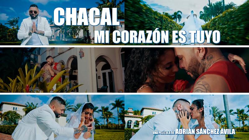 Chacal - ¨Mi corazón es tuyo¨ - Videoclip - Director: Adrián Sánchez Ávila. Portal Del Vídeo Clip Cubano. Música cubana. Reguetón. Cuba.