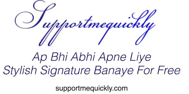 Apne Liye Stylish Signature Kaise Banaye Best Secret Method