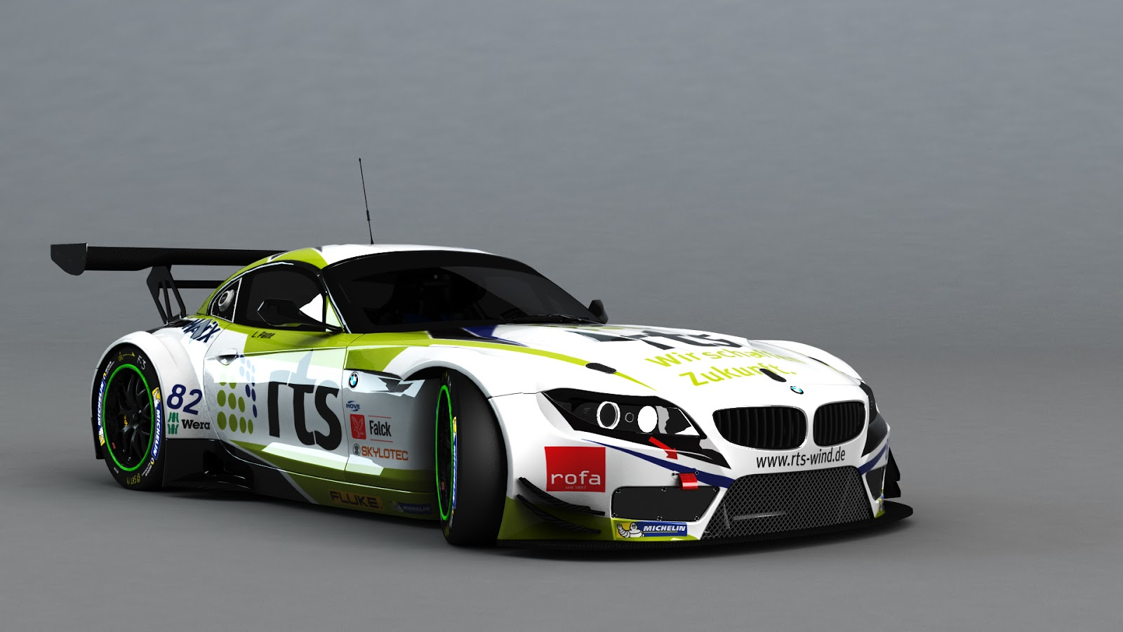bmw z4 gt3 rts wind ag racedepartment. Black Bedroom Furniture Sets. Home Design Ideas