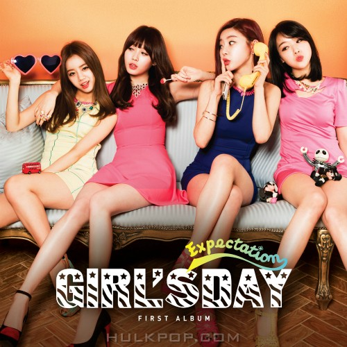 Girl`s Day – Expectation (FLAC + ITUNES PLUS AAC M4A)