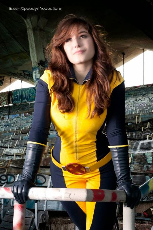 Jessica Lynn Cosplay - X-Woman