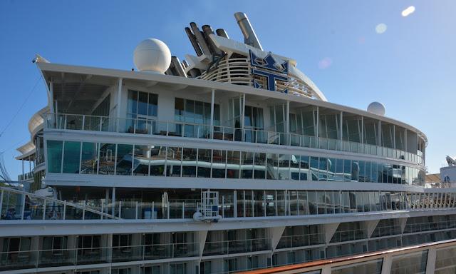 Allure of the Seas suites