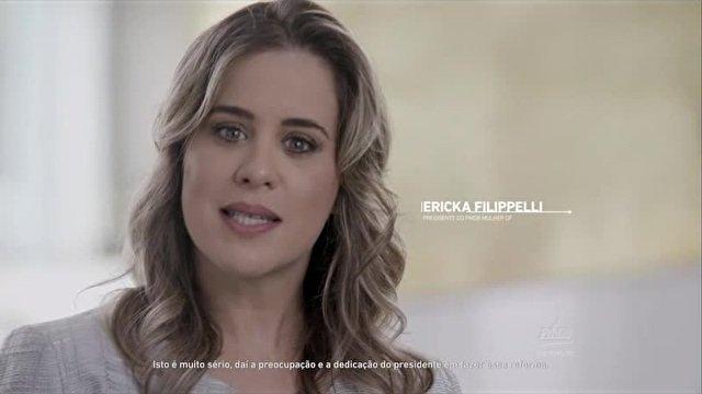 Ibaneis anuncia vice-governador eleito, Paco Britto, na coordenação da equipe de transição - Ericka Filippelli, Secretária da Mulher - Blog do Chiquinho Dornas