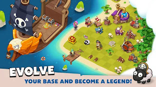 Pirate Evolution mod apk