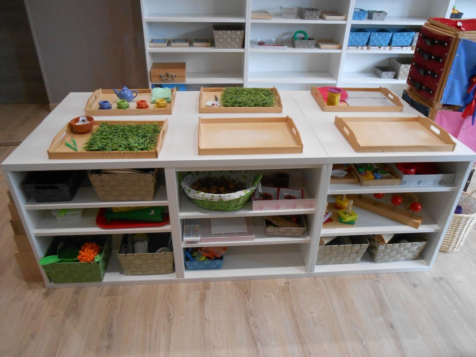 Fabriquer meuble montessori - Meubles ikea detournes ...