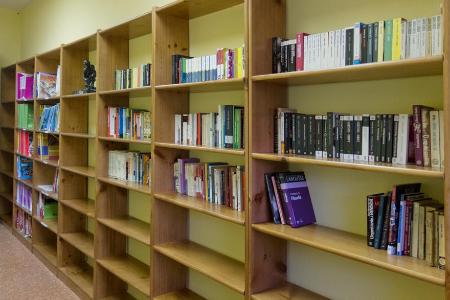 Ampa I E S La Ería Biblioteca