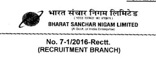 BSNL TTA Syllabus in Hindi PDF