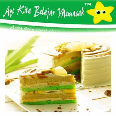 Resep Kolak Cake Khas Ramadhan