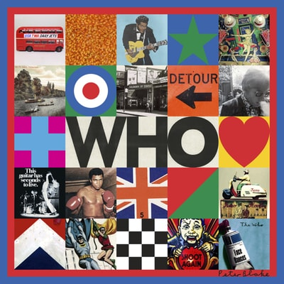 The Who - WHO (Deluxe) (2019) - Album Download, Itunes Cover, Official Cover, Album CD Cover Art, Tracklist, 320KBPS, Zip album