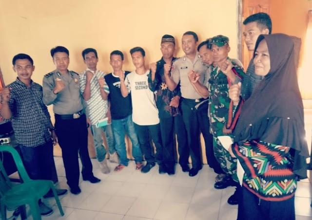 Urung Aksi Unjuk Rasa, Sejumlah Pemuda Desa Risa Pilih Audensi dengan Kades Baru