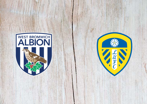 West Bromwich Albion vs Leeds United -Highlights 29 December 2020