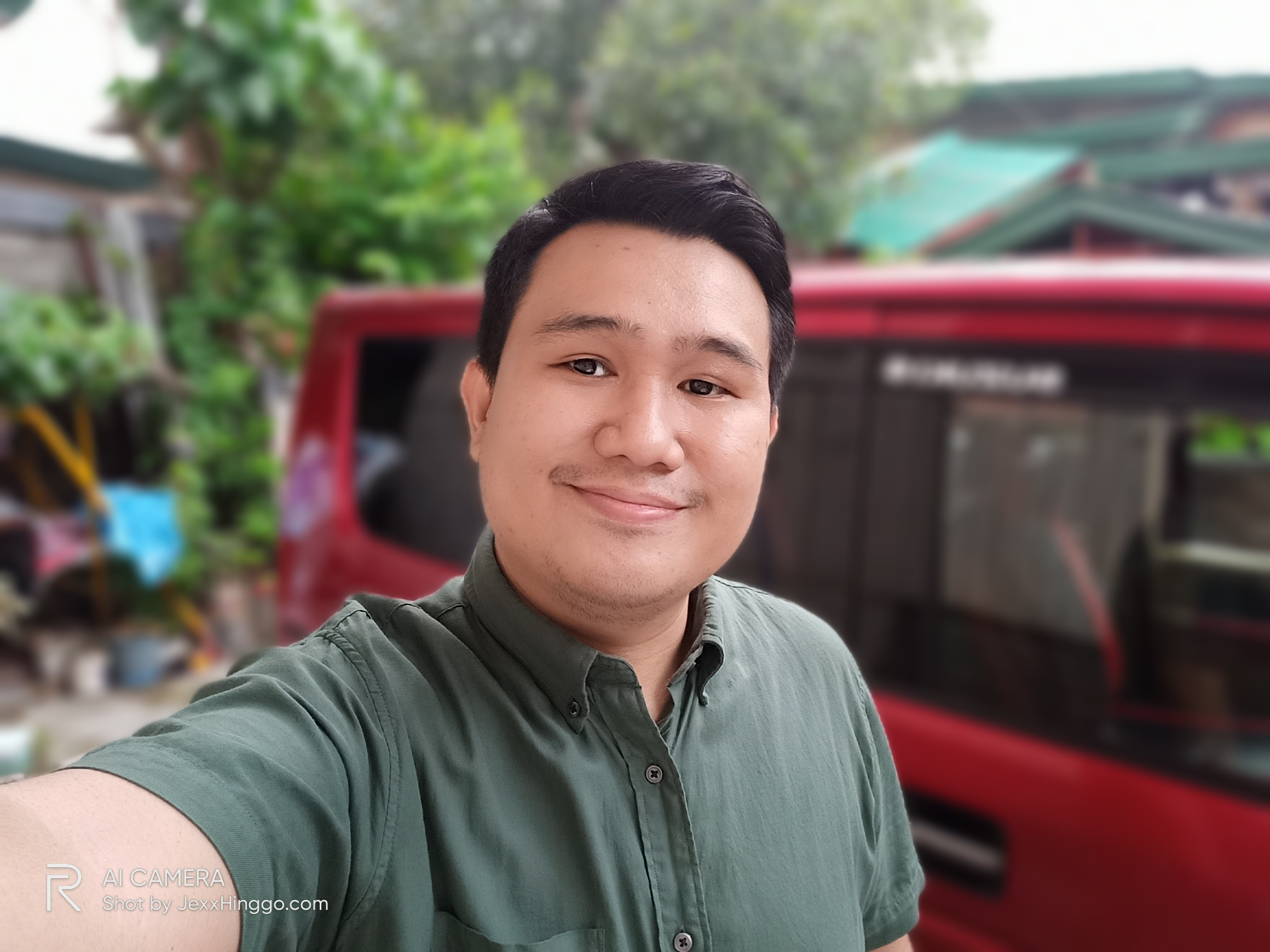 realme 6 photo sample
