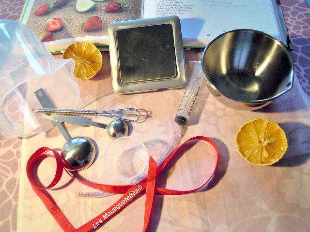 Matériels pour une préparation optimale du Smoothie de Douche - Blog beauté Les Mousquetettes©