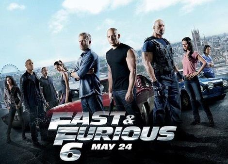 Download Fast & Furious 6 (2013) EXTENDED Dual Audio [Hindi+English] 720p + 1080p + 2160p Bluray ESub
