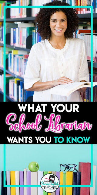 What Your School Librarian Wants You to Know