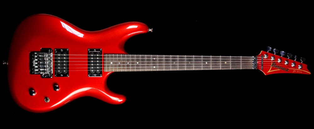 Ibanez JS1200 Candy Apple