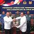 Panglima TNI Dampingi Menhan RI Terima Tim BPK RI