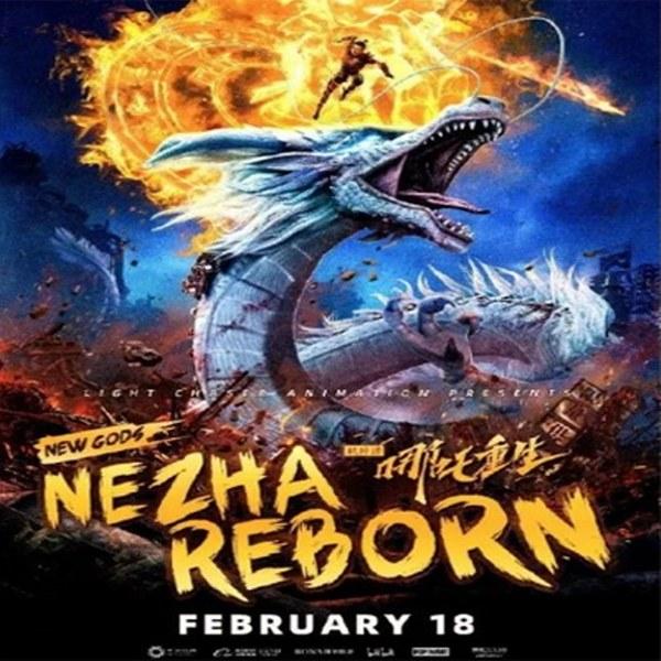 HOLLYWOOD MOVIE: New Gods: Nezha Reborn (2021) [Chinese]