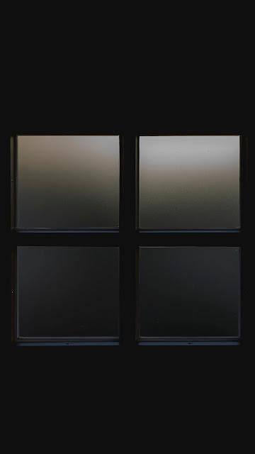 Wallpaper window, Dark, Dark, Light