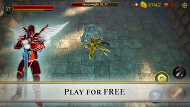 TotAL RPG (Towers of the Ancient Legion) APK MOD v1.14.1 [Unlimited Money/Rubby]