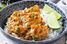 Quick Easy And Healthy Coconut Shrimp Curry #dinnerrecipe #food #amazingrecipe