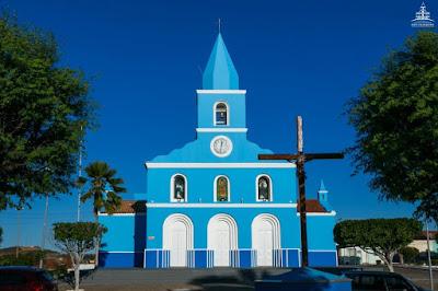 Igreja Matriz de Paulistana - Foto: Risomauro