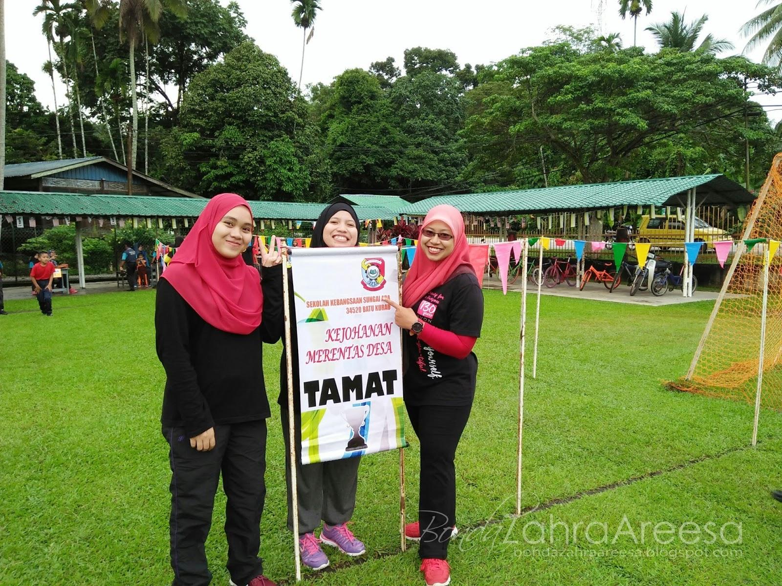 Larian Kejohanan Merentas Desa Tahun 2017
