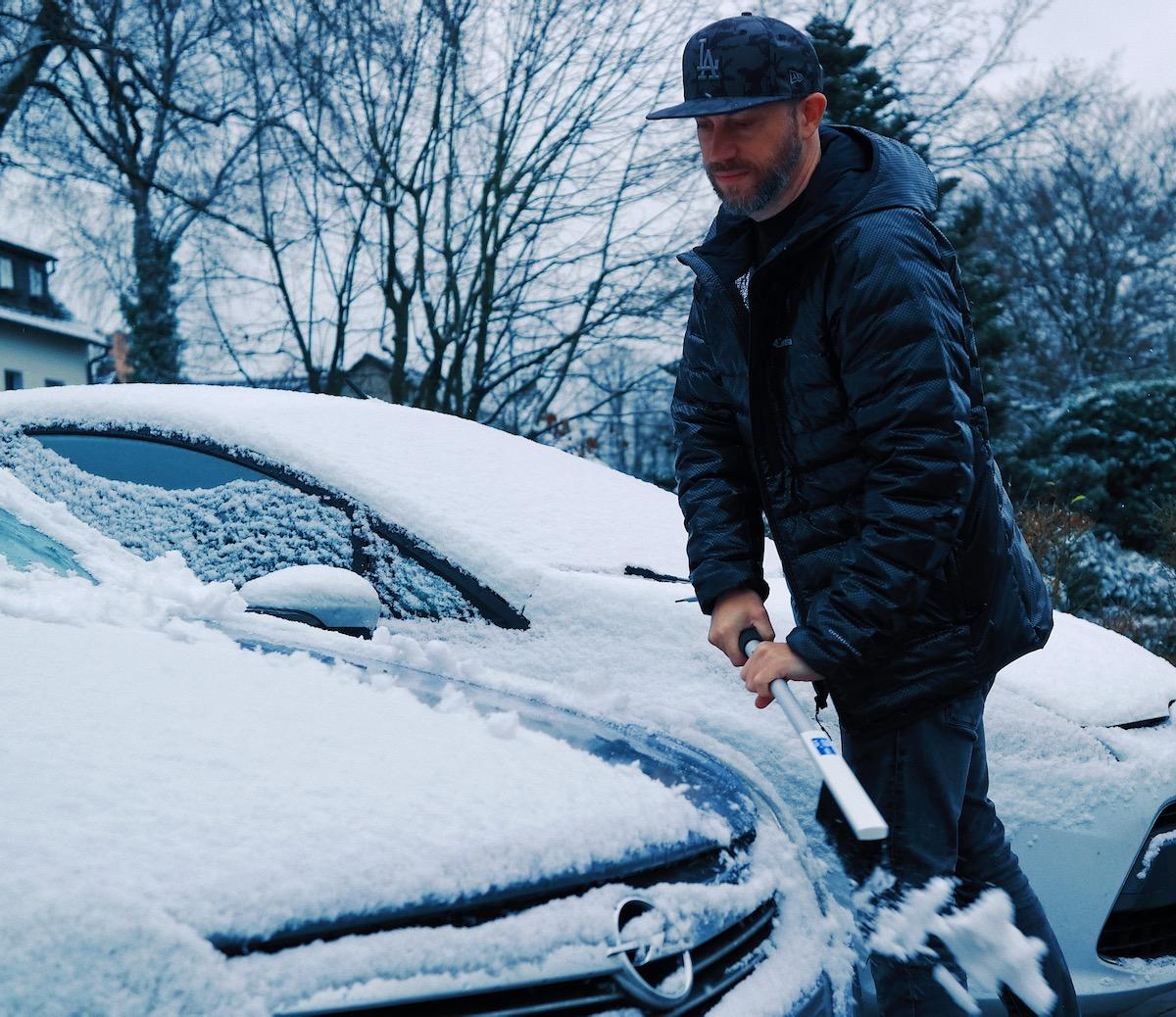 KUNGS Winterzubehör für Autofahrer 2021 | Die nordische Premium-Autopflege gegen Eis und Schnee am KFZ im Closer Look