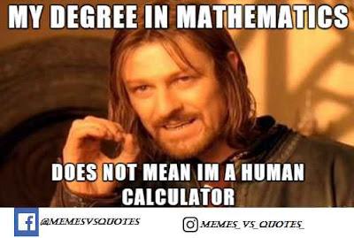 Human Clculator