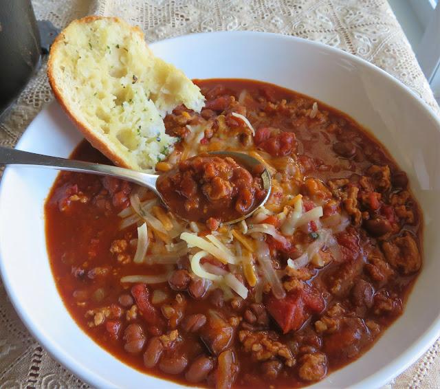 Quick & Easy Chili